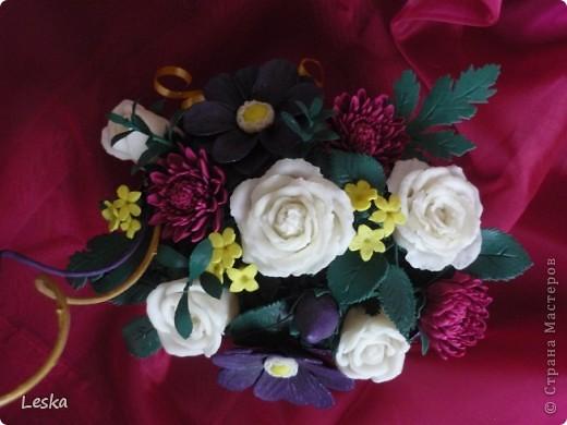 Первый фарфор...первые цветы.. фото 3
