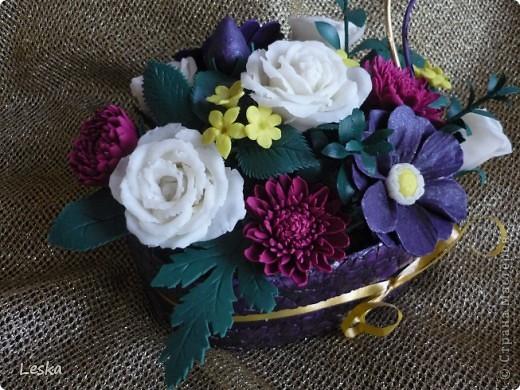 Первый фарфор...первые цветы.. фото 4