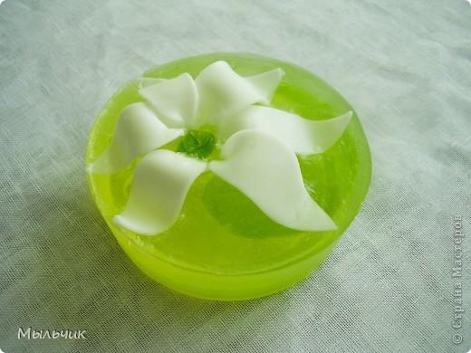 """Мой первый мыльный букет """"Каллы"""". фото 2"""