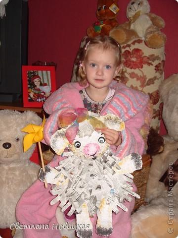 таких овечек сделали со Златой на День рождения Влады. Ей сегодня 20 лет! фото 9