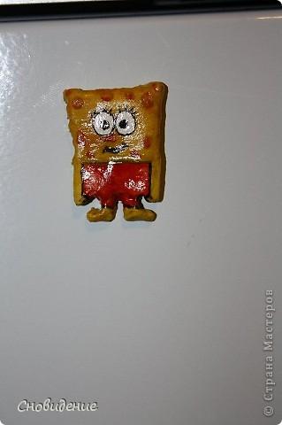 Магнит на холодильник, жираф фото 9