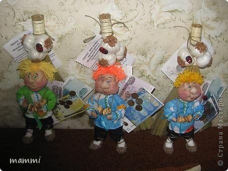 Дед Шишок - оберег для дома фото 3