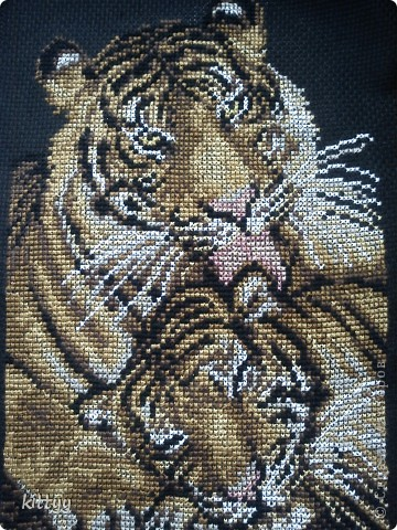 Тигрята Мамуле на именины=)) фото 2