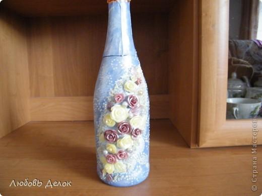 бутылочка в подарок сестре мужа. фото 1