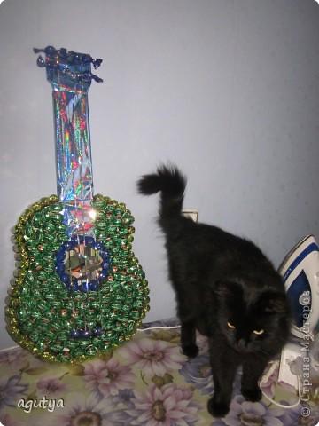 Моя первая крупная работа из конфет) Подарок братику на День Рождения, 13 лет. фото 3