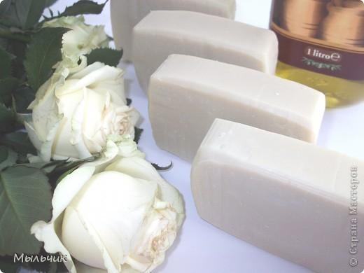 """Натуральное взбитое мыло на соке белого винограда сорта """"Шардоне"""" фото 6"""