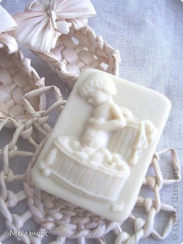 """Натуральное взбитое мыло на соке белого винограда сорта """"Шардоне"""" фото 3"""