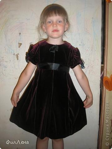 Платья для дочки фото 1