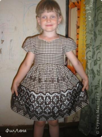 Платья для дочки фото 2