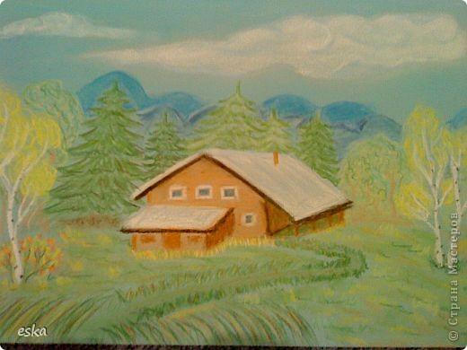 Вот он, домик в лесу! фото 2