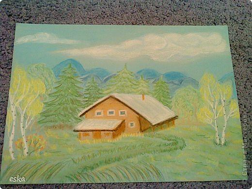 Вот он, домик в лесу! фото 1
