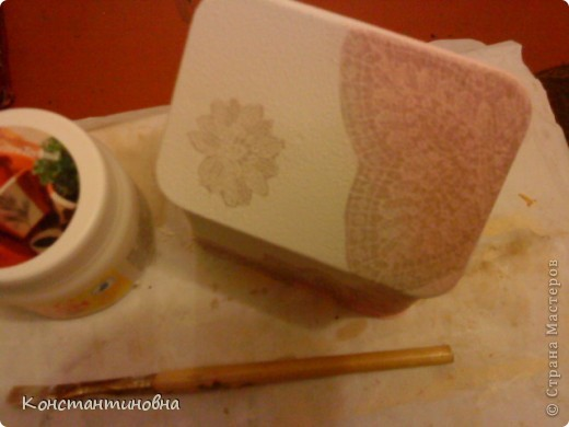 Вот такая баночка из под чая очень старенькая фото 10
