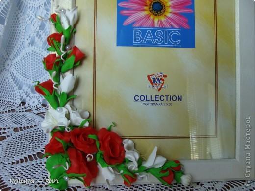 Цветы из полимерной глины фото 8