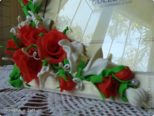 Цветы из полимерной глины фото 10