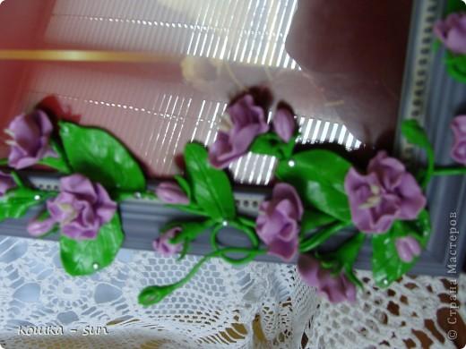 Цветы из полимерной глины фото 5