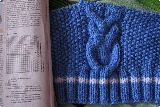 Вязание Вязание спицами Мои