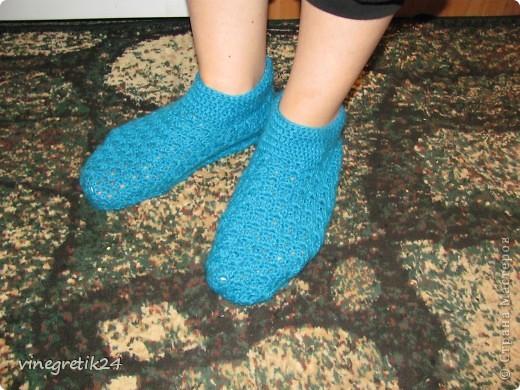 Это для племянницы. Ей так понравились,что носила даже в жару.На ножках сфотографировать не удалось,уехали. фото 3