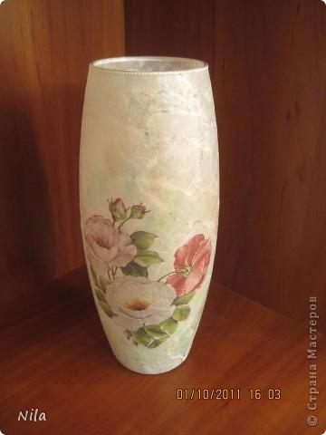 Шкатулка и ваза фото 5