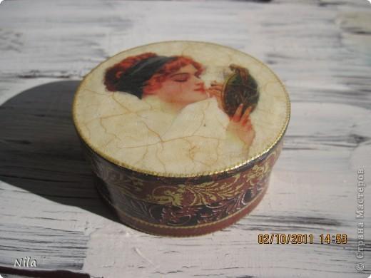 Шкатулка и ваза фото 1