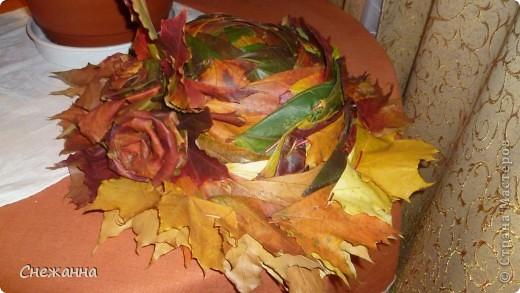 Вот такую шляпку мы сделали на конкурс в школу блягодаря МК Татьяны Бондаренко   http://stranamasterov.ru/node/139518?tid=451%2C668  фото 4