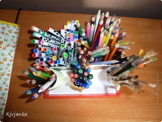 карандашница фото 5