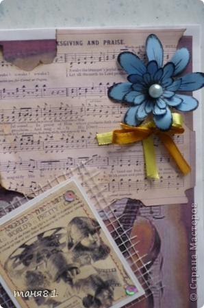 Открытки  Полиненым учителям в музыкальную школу.   фото 2