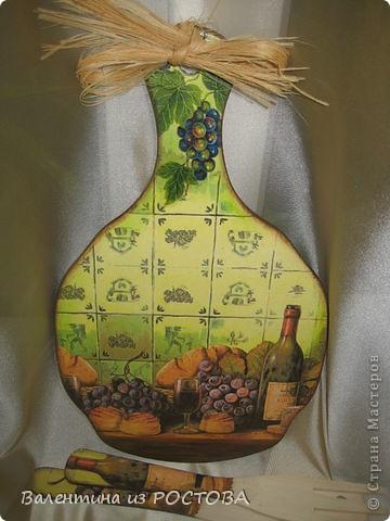 Обратный декупаж икеевской тарелки с рисовой бумагой фото 8