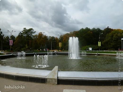 Сокольники,фонтаны. фото 1