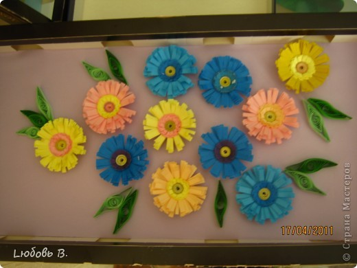 Бахромчатые цветы