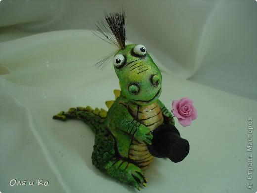 Здравствуйте все. Я скромный джентльмен. Мечтаю познакомиться с очаровательной драконихой... фото 1