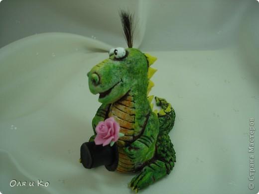 Здравствуйте все. Я скромный джентльмен. Мечтаю познакомиться с очаровательной драконихой... фото 3