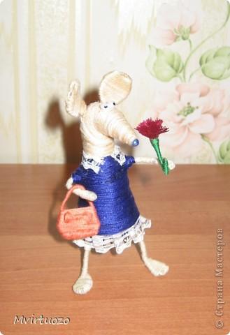 Завелась у меня мышка... Как мышки заводятся? Незаметно появилась.. фото 1