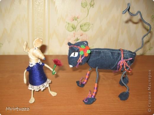 Завелась у меня мышка... Как мышки заводятся? Незаметно появилась.. фото 4