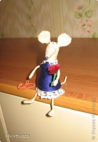 Завелась у меня мышка... Как мышки заводятся? Незаметно появилась.. фото 2