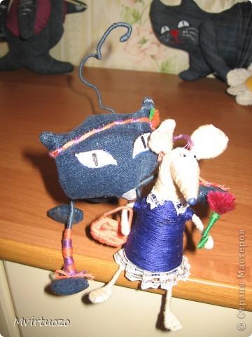 Завелась у меня мышка... Как мышки заводятся? Незаметно появилась.. фото 5