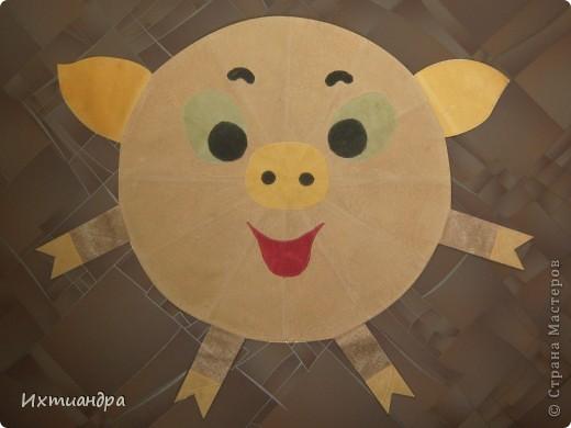 Косолапый мишка. Коврик или панно? )) фото 11