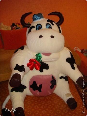 Корова к году быка.  фото 1