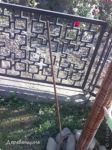 Начинаем делать пальму. Заготовим бутылки. Нужно срезать этикетки, страховочное кольцо от крышки. И обязательно вымыть их!!!  фото 10