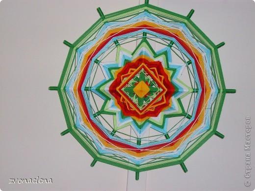 Новая индейская плетеная мандала состояния фото 1