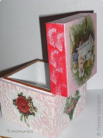 Шкатулочка для подарка фото 5