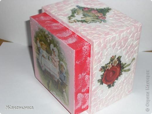 Шкатулочка для подарка фото 2