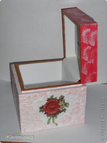 Шкатулочка для подарка фото 6