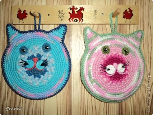Кошечка-модница с ридикюлем(это отдельная игрушка-мышка, только хвостик в виде петли, чтобы надевался на лапку кошки). фото 3