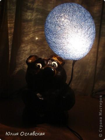 Если я возьму синий шарик, то пчелы подумают , что это маленькая тучка и ничего не заметят. Пух, а они не заметят под шариком тебя?... фото 32