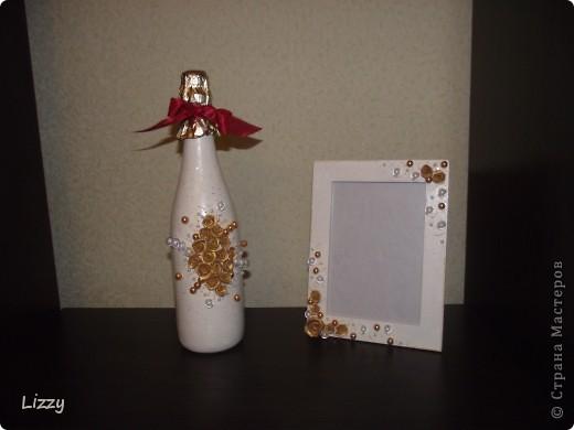 Мини-набор на свадьбу в подарок фото 1