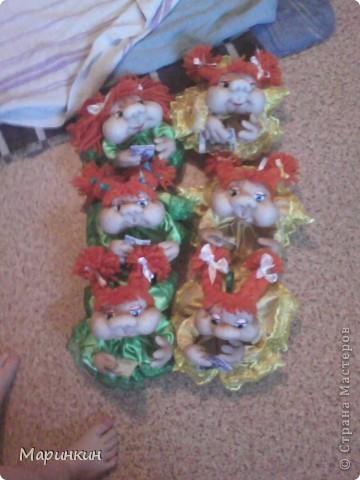 Вот такие рыжики поехали в гости к своим хозяйкам. фото 3