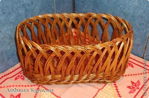 Декоративная корзиночка фото 3
