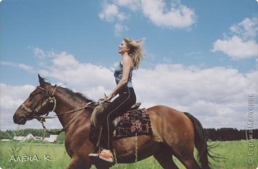 На прошлой неделе получилось выбраться в гости к брату) Живет в лесу, работает егерем, вместе с женой держат лошадей и обучают верховой езде. Жена - профессиональный тренер по конному спорту. фото 15