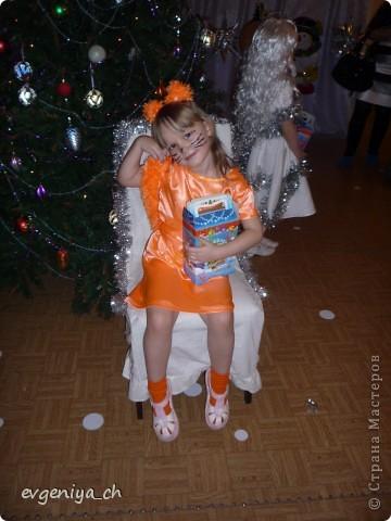 Такой костюм ЛИСИЧКИ мы сшили на Новый год! фото 2