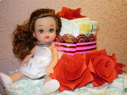 Это мой второй тортик,сегодня будет подарен сестре мужа)) фото 2